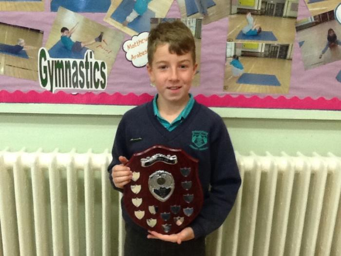 P6 Rugby player of the year.