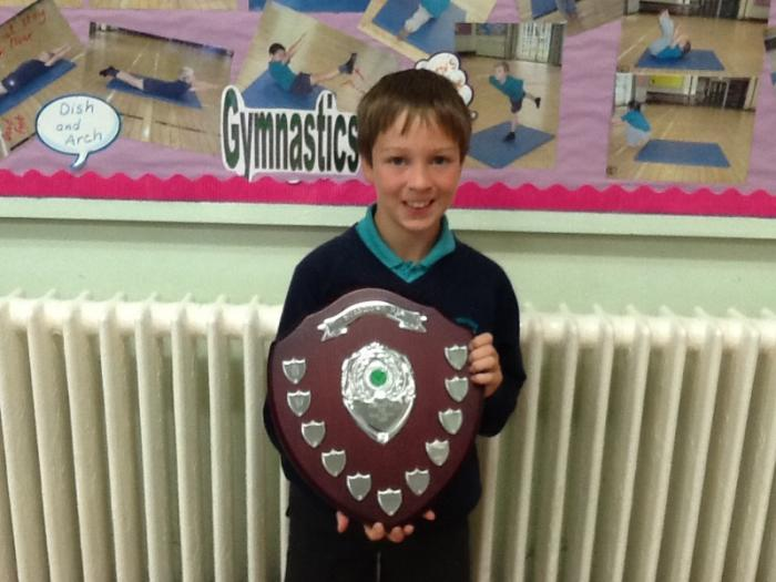 - Y6Hockey player of the year.
