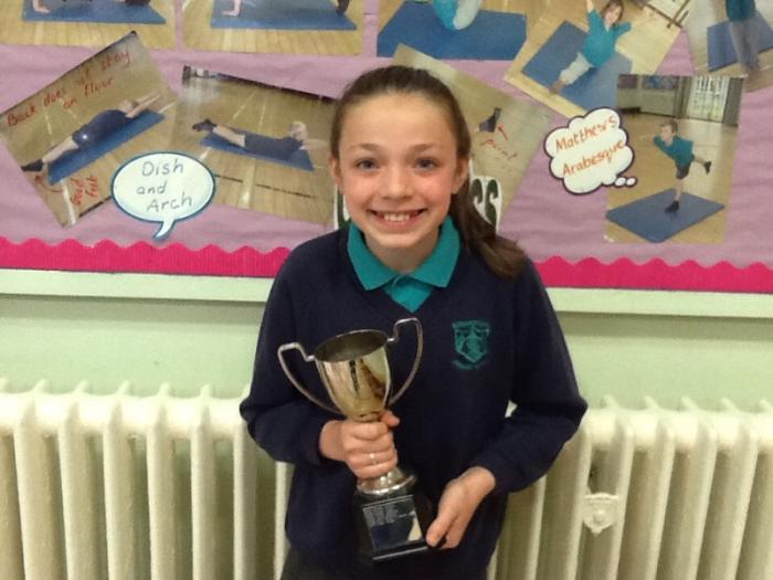 - Y6 Netball player of the year.